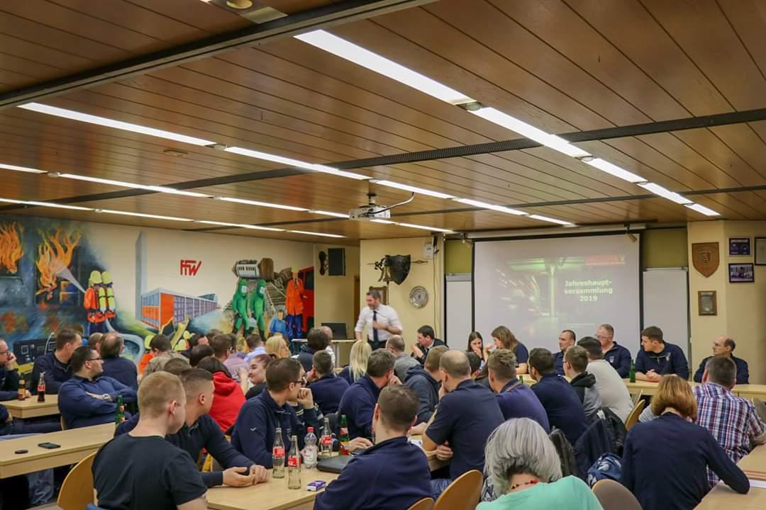 Mitgliederversammlung Des Feuerwehrvereins Weiterstadt 2019