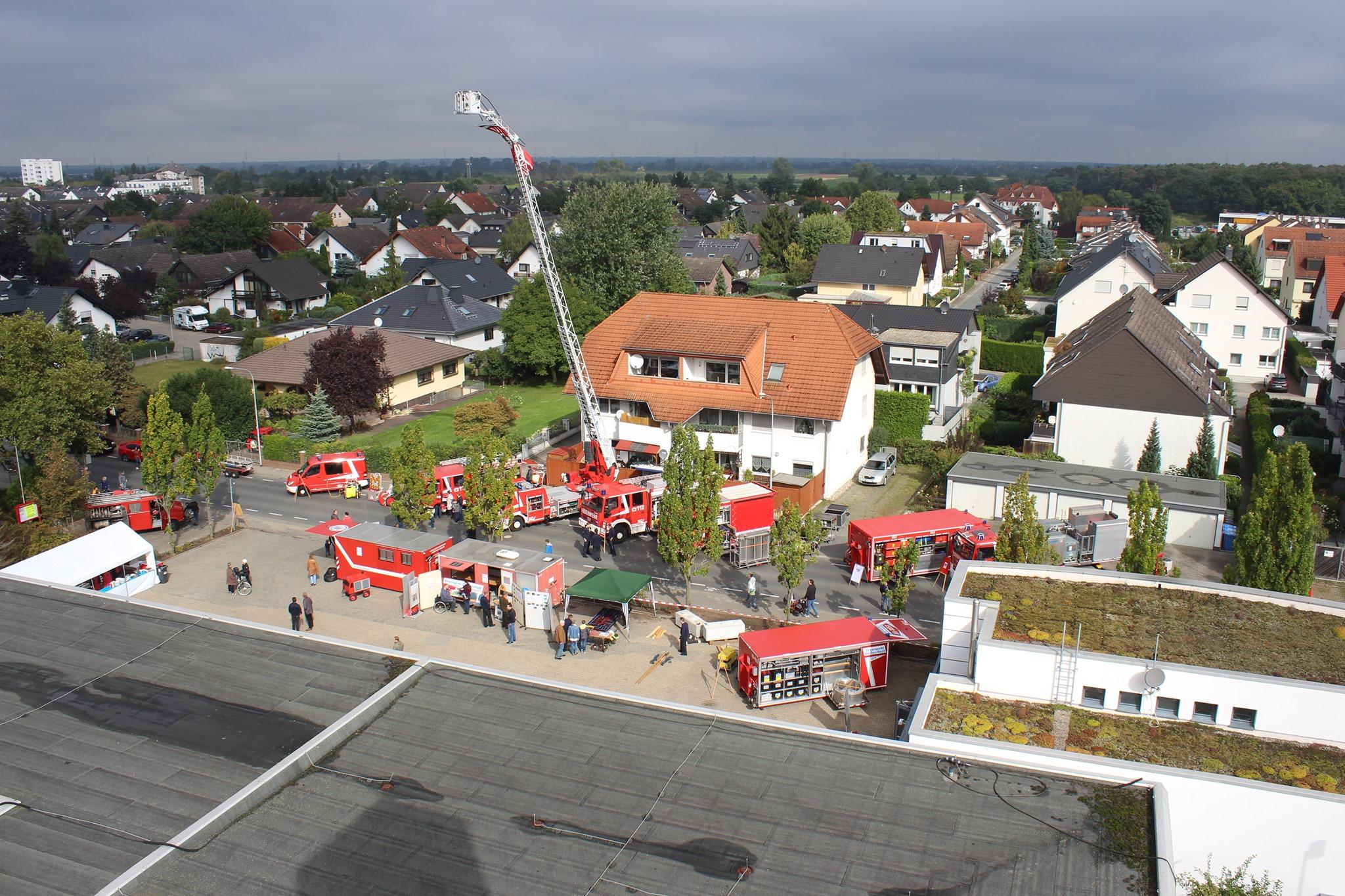 Tag Der Offenen Tür Der Feuerwehr Weiterstadt